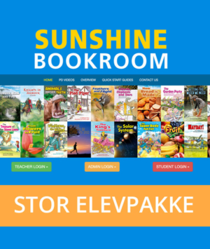 Sunshine bookroom
