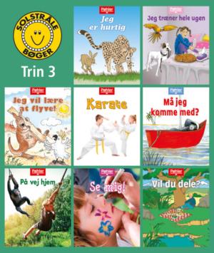 Solstrålebøger TRIN 3