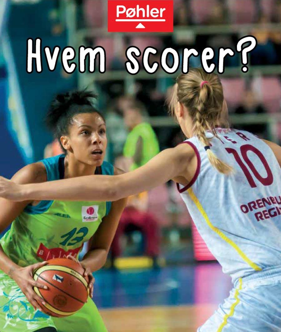 Hvem scorer? forside