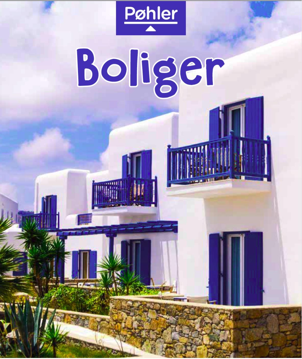 Boliger forside