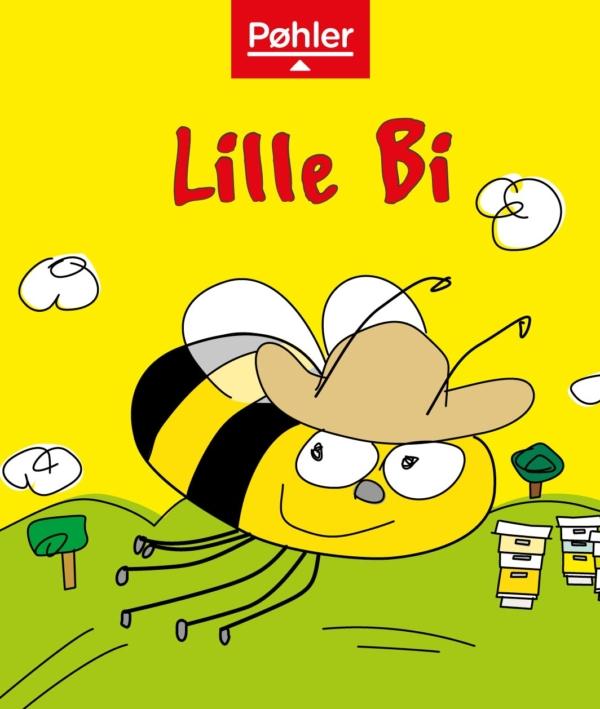 Lille Bi forside