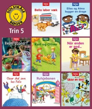 Solstrålebøger TRIN 5