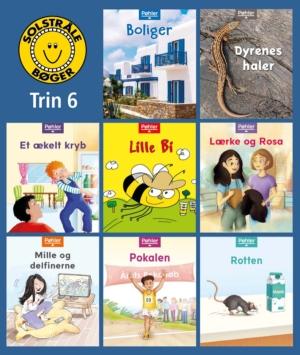 Solstrålebøger TRIN 6